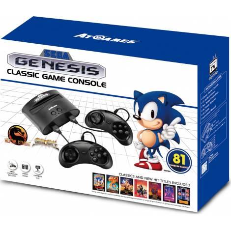Sega Mega Drive Arcade Classic Game Console (Retro)