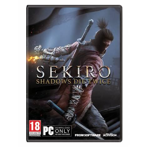 Sekiro Shadows Die Twice (PC) (Pre Order Bonus)