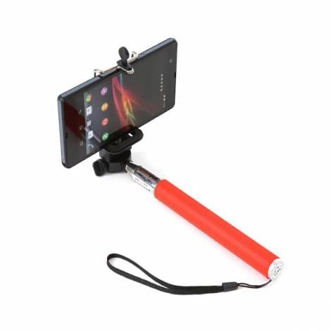 Selfie stick ΟΜΕGA κόκκινο