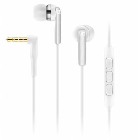 SENNHEISER CX-2.00-G-White Ακουστικά με Μικρόφωνο