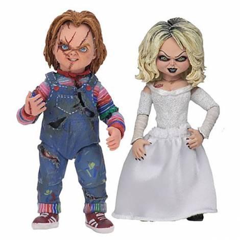 Σετ Φιγούρες Ultimate Chucky and Tiffany (Bride of Chucky) – Neca #42114
