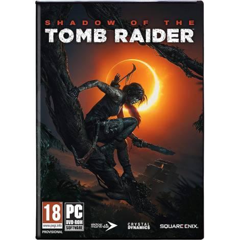 Shadow of the Tomb Raider (PC) (Steam Cd Key)