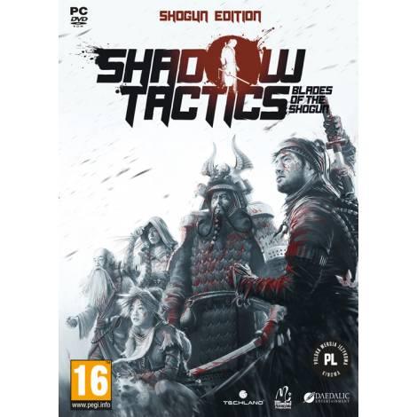 Shadow Tactics Blades of the Shogun - Steam CD Key (Κωδικός μόνο) (PC)