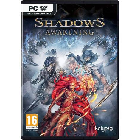 Shadows Awakening (PC) (Κωδικός Μόνο)