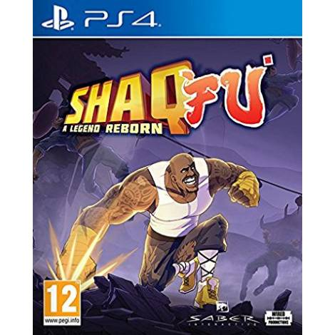 Shaq Fu: A Legend Reborn (PS4)