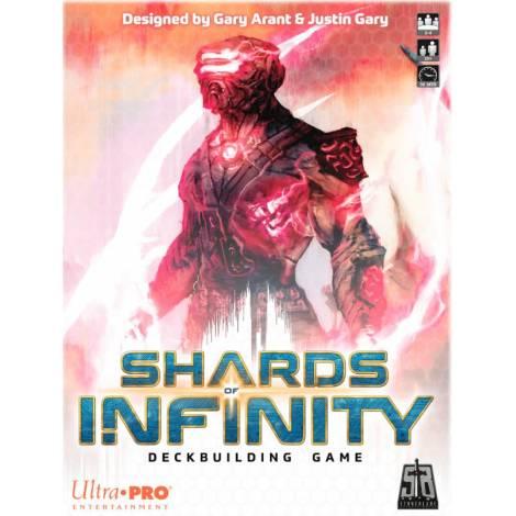 SHARDS OF INFINITY DECKBUILDING GAME