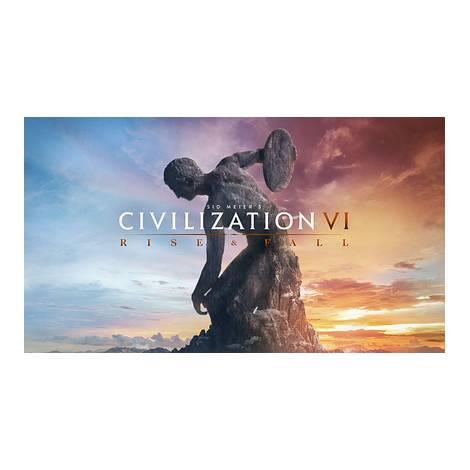 Sid Meier's Civilization VI - Rise and Fall - Steam CD Key (Κωδικός μόνο) (PC)