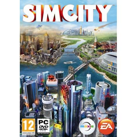 SimCity - Origin CD Key (Κωδικός μόνο) (PC)