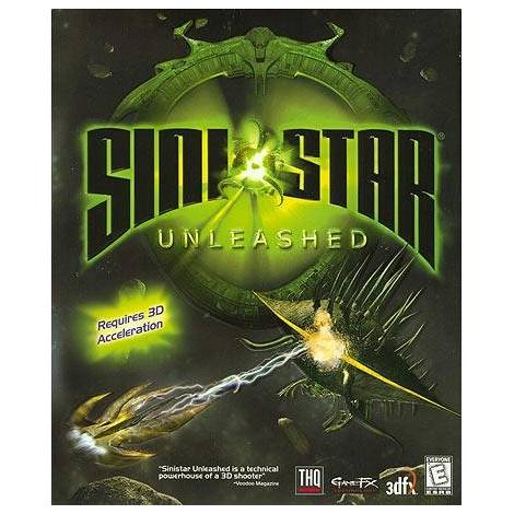 Sinistar Unleashed (PC) (CD Only)