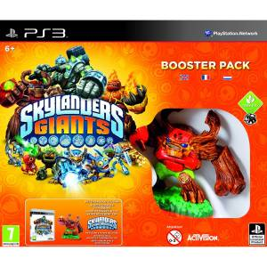Skylanders Giants - Booster Pack (PS3)