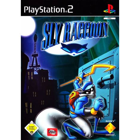 Sly Raccoon (PS2) (CD Μονο)