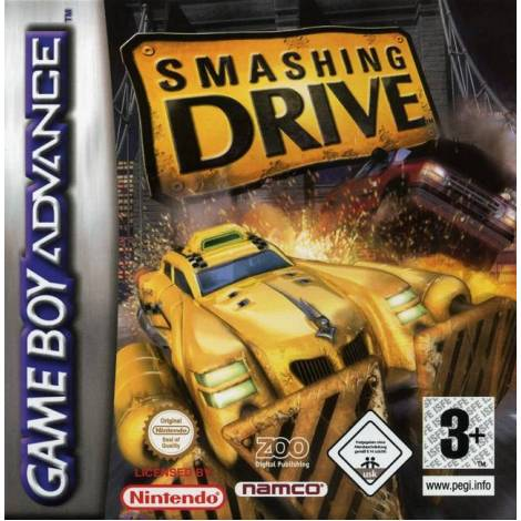 Smashing Drive (GAMEBOY ADVANCE)
