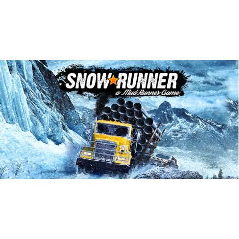 SNOWRUNNER: A MUDRUNNER GAME (PC)