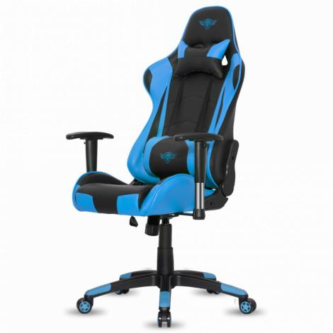 SoG Gaming Chair Demon Series  Blue/Black (SOG-GCDBL)