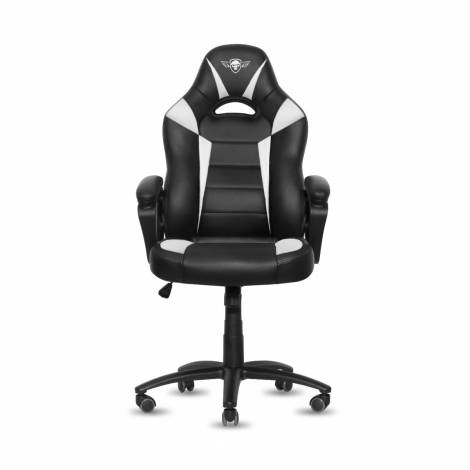 SoG Gaming Chair Fighter Series White/Black (SOG-GCFWT)