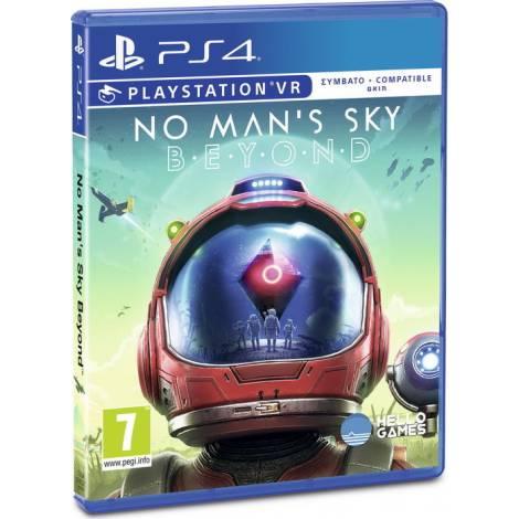 Sony No Man's Sky: Beyond (PS4)
