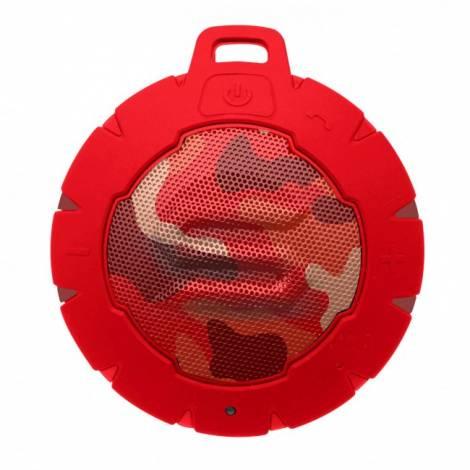 SOUL Bluetooth 3.0 Speaker Storm - Red Desert
