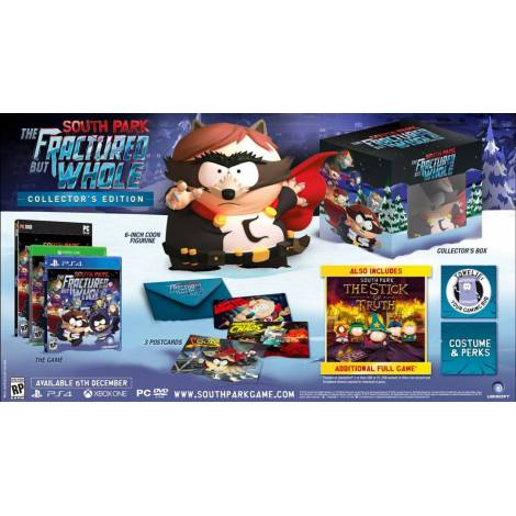South Park The Fractured But Whole (Collector's Edition) (XBOX ONE)