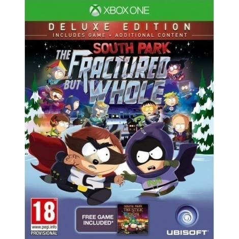 South Park: The Fractured but Whole - Deluxe Edition (XBOX ONE)