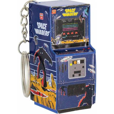 Space Invaders - Arcade Keyring (PP4172SI)