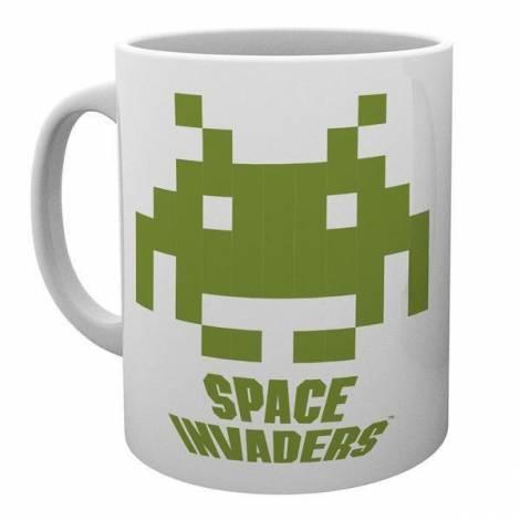 SPACE INVADERS - CRAB ALIEN MUG