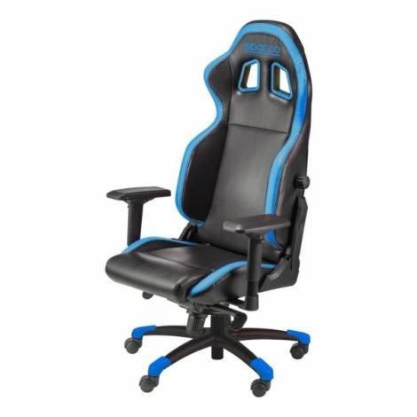 Sparco Grip Gaming Chair Black / Blue (00976NRAZ)