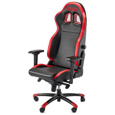 Sparco Grip Gaming Chair Black / Red (00976NRRS)