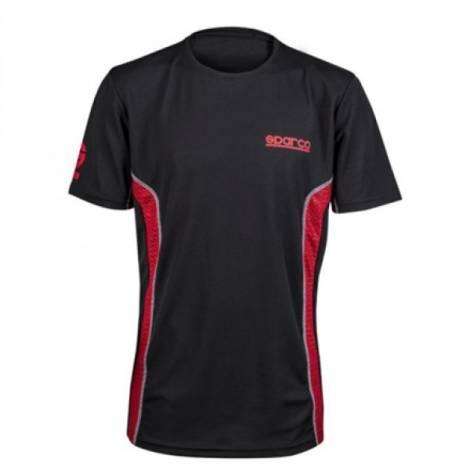 Sparco GT Vent T Shirt - L (01233NRRS3L)
