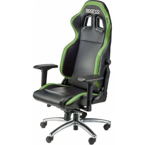 Sparco Respawn Gaming Chair Black / Green (00975NRVD)