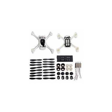 SPARE P. HUBSAN Crash Pack H107D+