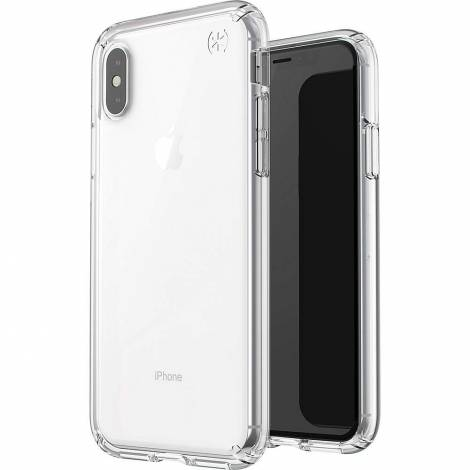 SPECK (119394-5085) IPHONE XS/X  PRESIDIO STAY CLEAR (CLEAR/CLEAR)