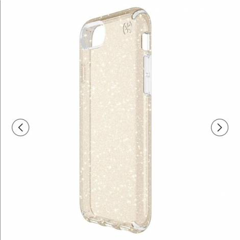 Speck Clear & Glitter Case For iPhone 6s/7/8 (117576-5636)