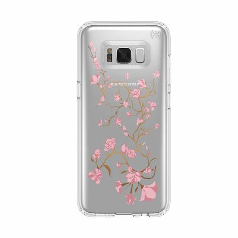 Speck Presidio Clear + Print Case For Samsung Galaxy S8 (90254-5754)