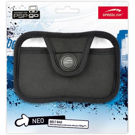 SPEEDLINK SL-4923-SBW NEO BELT BAG FOR PSPGO, BLACK/WHITE