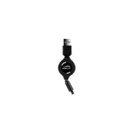 SPEEDLINK SL-5514-SBK USB CHARGING CABLE FOR NDSI, BLACK