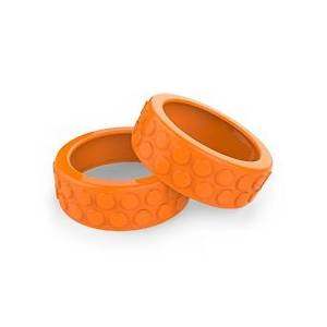 SPHERO OLLIE NUBBY TIRES - ORANGE (ANT01OR1)