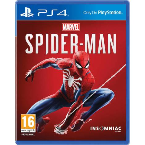 Spider Man (PS4)