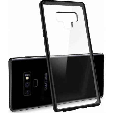 SPIGEN CASE ULTRA HYBRID GALAXY NOTE 9 MATTE BLACK (599CS24574)