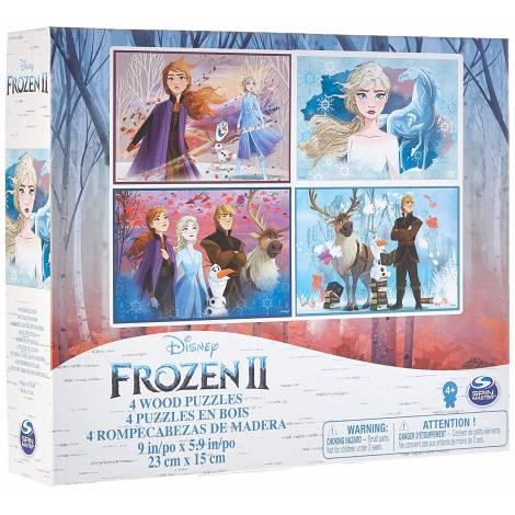 Spin Master Frozen 2 4Wd 9x6 Pzl ShoeBx GML in shoe box (6052998)
