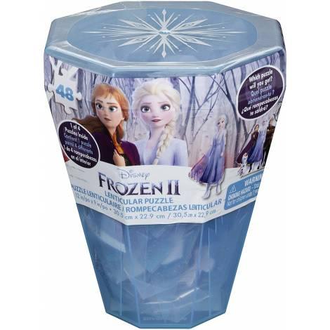 Spin Master Frozen 2PK Lent Signature Puzzle/in plastic shaped case (6053767)