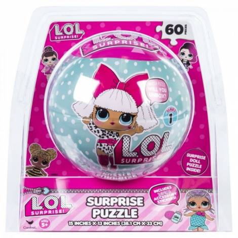 Spin Master - L.O.L. Surprise! Puzzle Doll Sphere (6042054)