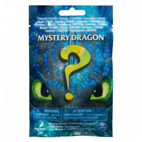 Spin Master - Mystery Dragon Figure (Blind Bag) (20103878)