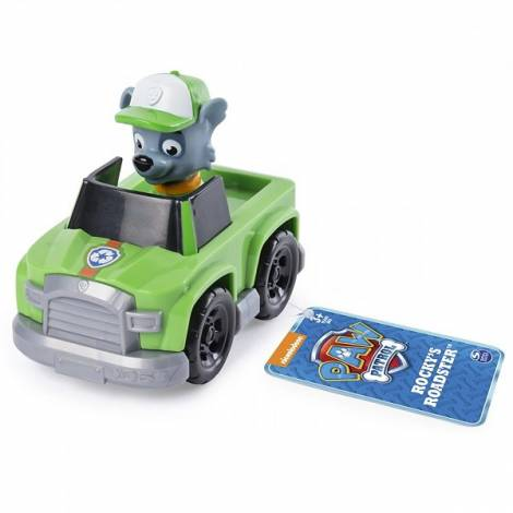 Spin Master - Paw Patrol Rescue Race - Rocky (20101458)