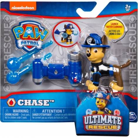 Spin Master - PAW Patrol Ultimate Fire Rescue - Chase with Water Cannons! (20103599)