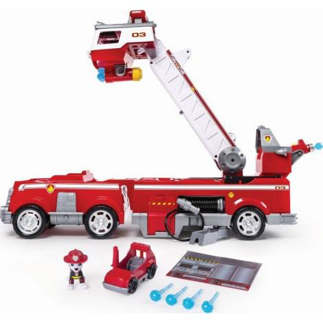 Spin Master Paw Patrol - Ultimate Fire Truck (6043989)