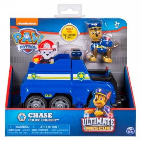 Spin Master - Paw Patrol Ultimate Rescue Basic Vehicles - Chase Police Cruiser (20106852)