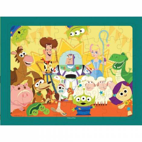 Spin Master - Toy Story 4 Wood Puzzle (6053101)