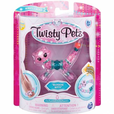 Spin Master - Twisty Petz Single Pack - Blossom Kitty (20108104)