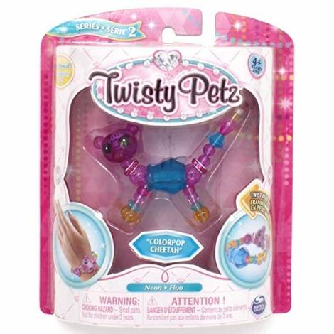 Spin Master - Twisty Petz Single Pack - Colorpop Cheetah (20108090)