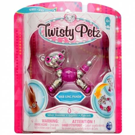 Spin Master - Twisty Petz Single Pack - Dar-Ling Panda (20108095)